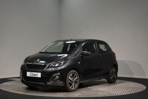 Tilbud - Brugt Peugeot 108  1