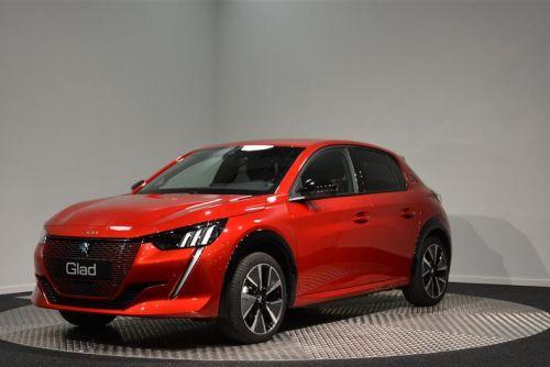 Tilbud - Brugt Peugeot e-208  el - 136 hk (2020) til salg i Kalundborg