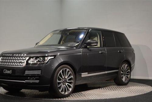 Tilbud - Brugt Land Rover Range Rover  4