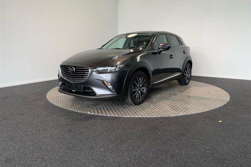 Tilbud - Brugt Mazda CX-3  2