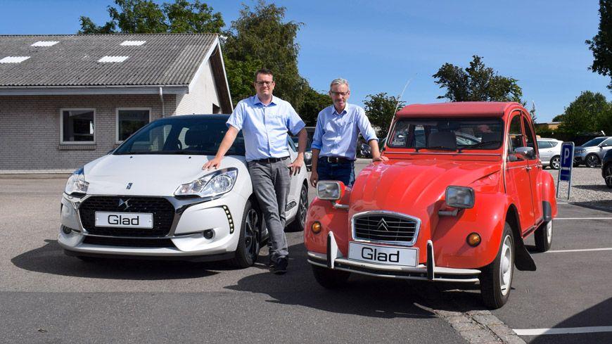 Peugeot, Citroën & Fiat reservedele │ Glad Kalundborg